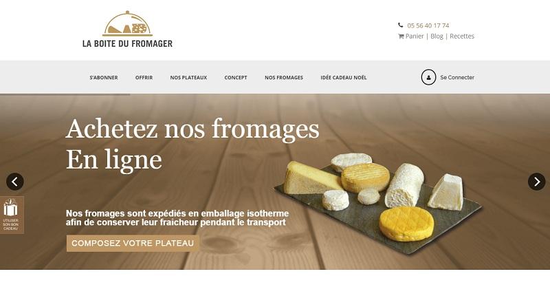 foodtech la boite du fromager