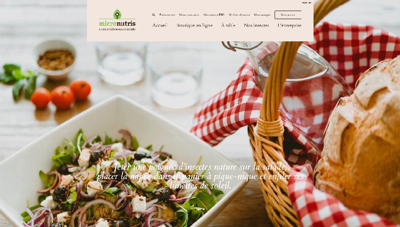 Micronutris Foodtech